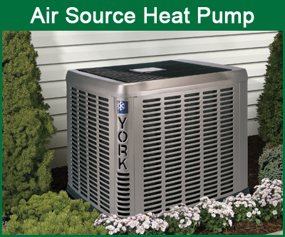 Types of heat pumps for Types of house heating