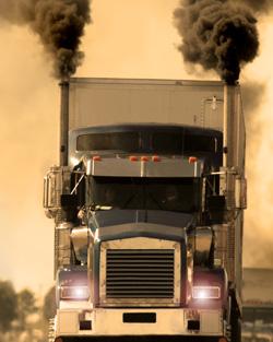 diesel heating smell